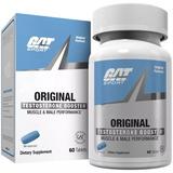 Testo Zinc + Magnesio + Arginina + Ultra Testosterona 60 Gat