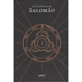 Livro - A Clavícula De Salomão - Samuel Lidell Mathers