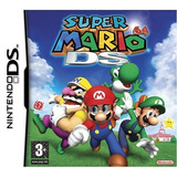 Super Mario 64 Ds De Import