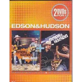 Edson & Hudson Dvd Duplo Original E Lacrado