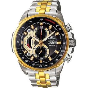 Relógio Casio Masculino Edifice Cronógrafo Ef 558sg 1av