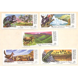 Argentina Gj 2438/2 Mt 1728/2 Sin Goma Parques Nacionales