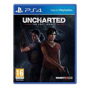 Juego Ps4 Uncharted The Lost Legacy Nuevo Original