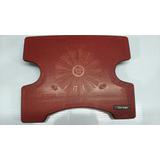 Cooler Pad Para Lap Top Vorago 102 Rojo Usb + Envio