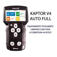 Kaptor V4 Alfatest Totalmente Liberado + 1 Ano Atualização T