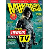 Mundo Dos Super-herois 60 - Gibiteria Bonellihq Cx80