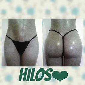 Hilos Sexys En V. Promoción 12x1800