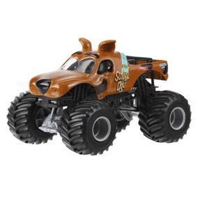 Monster Truck Jam De Scooby Doo A Escala 1:24 De Hot Wheels