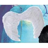 Alas Angel Blancas Halloween Cotillon Precio Mayorista