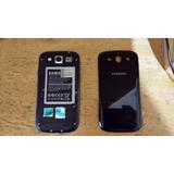 Samsung Galaxy S3 Orig Gt-i9300 Preto16 Gb Quadcore 8mp