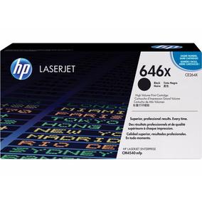 Tonerhp 646a Cf033a Hp Laserjet Cm4540 Mfp Remanufacturado
