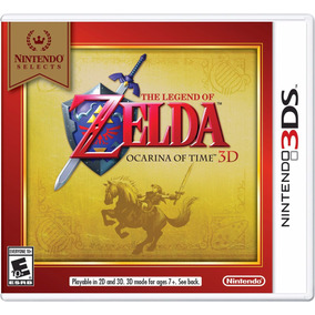 The Legend Of Zelda Ocarina Of Time 3d Nintendo 3ds Dakmor