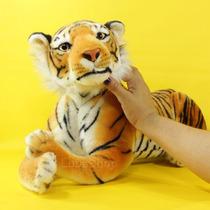 Tigre De Pelúcia 63 Cm Bellísmo