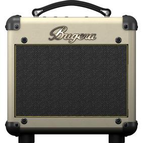 Amplificador Valvulado 15w Para Guitarra - Bugera Bc15