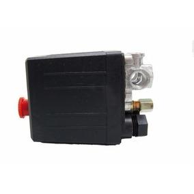 Interruptor De Presion Gobi De 3 Salidas Para Compresor