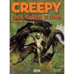 Creepy - Contos Classicos De Terror - Vol. 4