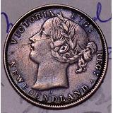1872 Ca Ca0149 Canadá 20 Centavos Terranova De Po-01