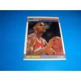 Cv Novato Antigua Ron Harper 1987 Fleer Rookie Rc Nba