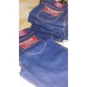 Pantalon Jeans Industrial Triple Costura Tallas Disponibles