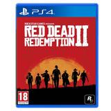 Juego Ps4 Red Dead Redemption Il Tienda Luigi