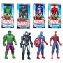 Muñecos Marvel Vengadores Super Heroes 15 Cm Hasbro