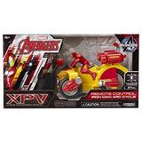 Xpv Iron Man Arc Ciclo 27 Mhz Vehículo