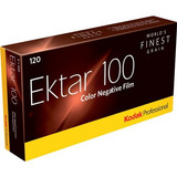 Kodak Profesional Ektar Color Película Negativa Iso 100, 12