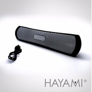 Parlante Bluetooth Portátil Hayami