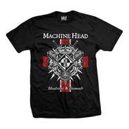 Remera Machine Head  Bloodstone & Diamonds