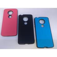 Funda Color Semi Rigida Motorola E5