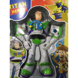 Buzz Lightyear Articulado Toy Story