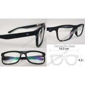 Armação Oculos P/ Grau Feminina Tommy Hilfiger Premium Acet