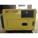 Planta Electrica Generador Diesel 6kwa