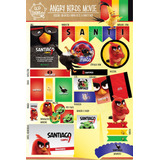 Kit Imprimible Personalizado Angry Birds !