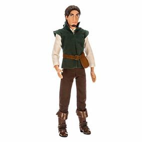 Boneca Disney Store Flynn Rider Enrolados Rapunzel 2016
