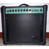 Amplificador Stagg 20 Ga R Spring Reverb Mp3 Cd Audifonos
