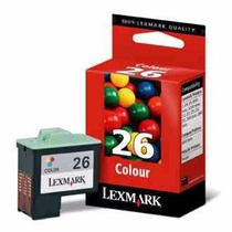 Cartucho Lexmark 10n1126 Z13/z23/z25/z33/z35/z647/ Z605,x115