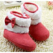 Botitas Zapatos Nena Invierno Importados No Caminantes