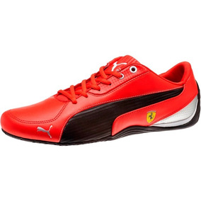 Tenis Puma Ferrari Ms Drift Cat 5 Con Caja 30494601
