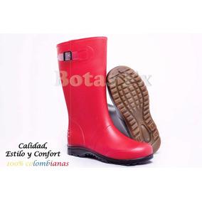 Botas Para Dama, 100% Impermeables Y Confortables