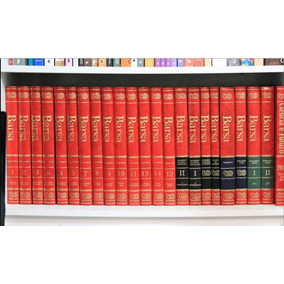 Enciclopédia Barsa Completa Ano 2004 Excelente Estado