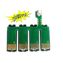 Chip 4 Colores Epson Sistema Continuo Nx125/nx127/nx230