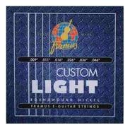 Cuerdas De Guitarra Electrica Framus Custom Light 0.9 09