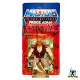 Masters Of The Universe Prince Adam Heman Motu Vintage