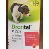 Drontal Puppy 20ml Desparasitante Amplo Espectro Cachorros