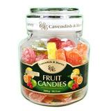 Cavendish & Harvey Caramelos. Frasco De Vidrio. 300gramos