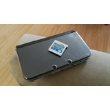 Remato Nintendo New 3ds Xl Negro Buen Estado Pokemon Alpha S