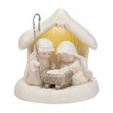 Nacimiento Con Luz De Porcelana Envio Gratis