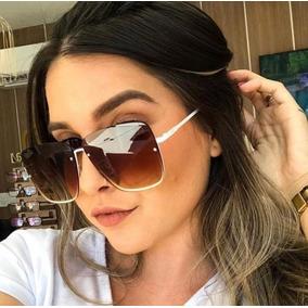 2aeafbe731f0f Armacao De Oculos Feminino Quadrado - Óculos De Sol no Mercado Livre ...