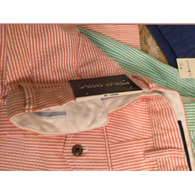 2 Bermudas Talla 38 Polo Golf Ralph Lauren 100% Original